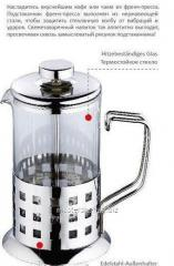 French press of 1 l Wellberg WB 01008