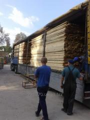 The bar - length is 4,5 meters, the size is 150 x