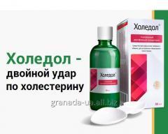 Holedol-ein Werkzeug, um schlechte Cholesterin zu kämpfen