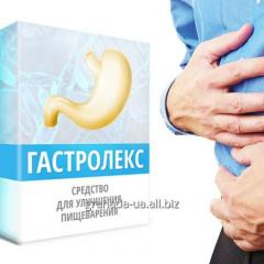 Gastroleks - from problems with digestion