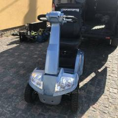 Electric scooter Elektroskuter Landlex Gazelle S