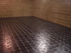 Tile basalt chemically resistan