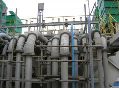 Pipes abrasion-resistant futerovanny basal