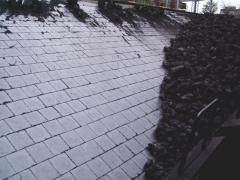 Tile wearproof of stone molding (basalt)