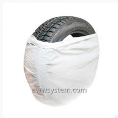 Packages for tires