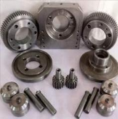 Spare parts and accessories for the packing equipment PFM