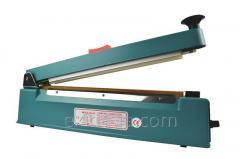 Запайщик пакетов импульсный ручной с центральным ножом FS-200M