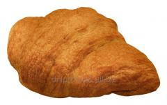 Croissant with a