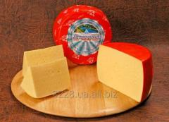 Cheese of firm abomasal Litinsky 50% of fa