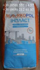 Glue for polyfoam Markopol of 25 kg a bag