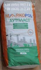 Glue for reinforcing of Markopol fibreglass mesh