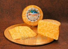 Cheese of firm abomasal Marble 45% of fa