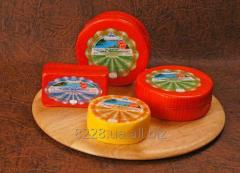 Semisolid cheeses