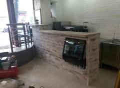 Bar counters to order