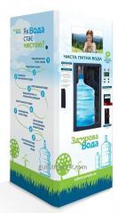 Автомат для продажи воды КА-60 (1 440 л/сутки)