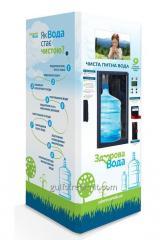 Автомат для продажи воды KA-250 (6 000 л/сутки)