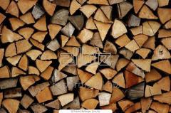 Firewood oak for export pallets 1000x1000 * 2000