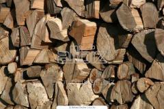 Các củi công nghệ gỗ xuất khẩu, trên pallet