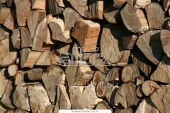 Firewood dry packaged for export pallets 1000x1000