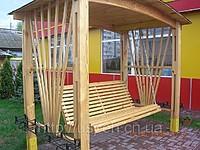 Kachelya wooden for giving and a garden