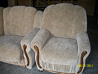 Banner and repair of upholstered furniture