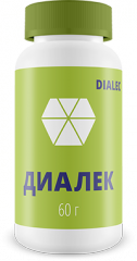 Dialek – a food additive from diabetes