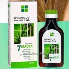 Масло для волос Organic Oil for hair органик ойл