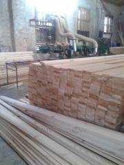 The board cut - 40 mm, length is 4,5 meters