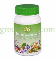 POLYENZYME No. 9 the Immunomodulatory formula,
