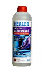 Means for disinfection of HEALER