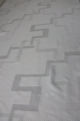 Jacquard fabrics similar to knitted