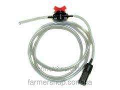 "Hose for fertilizers (an injector 1"") -"