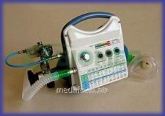 Medical ventilator portable A-IVL/VVL-TMT