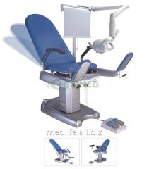 Gynecologic chair of DH-S101