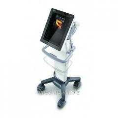 Mobile ultrasonography the device TE7 with the