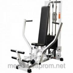 ST-105 exercise machine Breast car