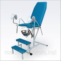 Chair gynecologic KG-1M