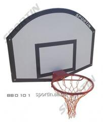 Shield streetball 1200h900mm plywood