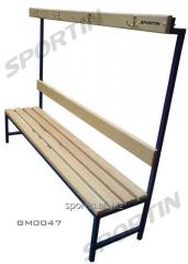 Bench for locker room