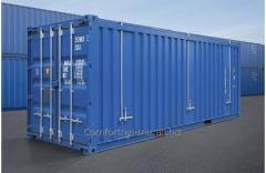 Специальный контейнер 20-футовый Hard Top