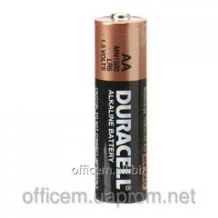 The battery is alkaline finger-type, LR06