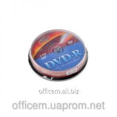 Disk DVD+R 4,7GB cake box (10) (8523401300)