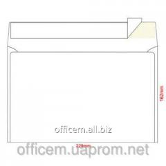 C5 envelope, 80g/m3, SKL (162kh229mm)