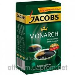 Ground coffee, Monarh (250 g)