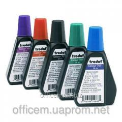 Paint stamp, blue, (28 ml), TR7011 (3215900000)