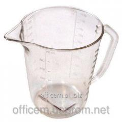 The mug is measured food, plastic (1 l) 21121