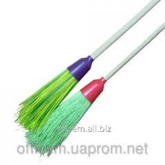 The broom synthetic (round) with a shank, 9600356