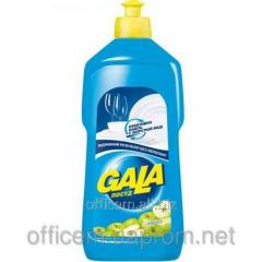 Detergent for washing of ware