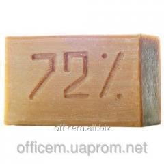 Zaporizhia laundry soap, 72% (200 g)