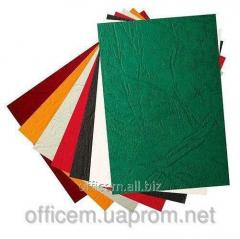 Cover for a perfobinder, A4, 250g/m3, a cardboard,